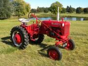 1947 Farmall Cub – Antique Tractor Blog