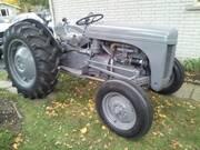 Ferguson TEA Restoration – Antique Tractor Blog