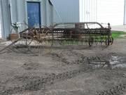 Tractor Story – Minneapolis Moline Side Hay Rake – Antique Tractor Blog
