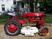 Farmall Cub ~ Think Pink – Antique Tractor Blog