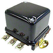 12 Volt Regulator, (Base Mount)