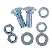 Radiator To Front Support Bolt Kit