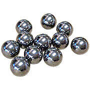 Chrome Steel Ball Kit (for steering worm shaft)