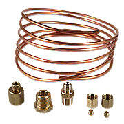 Oil Pressure Gauge Copper Line Kit