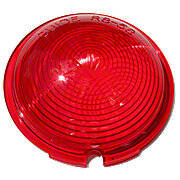 Plastic Tail Light Lens