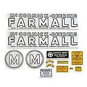 MC D M 1939-44: Mylar Decal Set