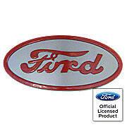 Ford 8N Hood Emblem
