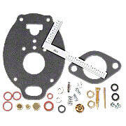 Economy Carburetor Repair Kit, Marvel Schebler