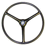 Steering Wheel (Ribbed)