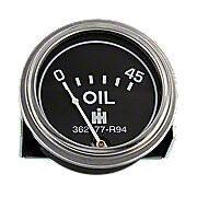 Oil Pressure Gauge (0-45 PSI) - Dash mounted