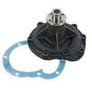 Water Pump with Hub & Gasket