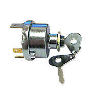 3-Position Ignition Key Switch
