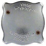 Pressurized Radiator Cap