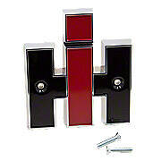 Diecast Front IH Emblem