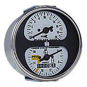 IH Tachometer -- Fits 656, 966 & Others With Hydro Transmission