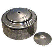 Air Cleaner Cap With Reinforcement Washer -- Fits McCormick Deering 10-20, 15-30, F20, F30 & More