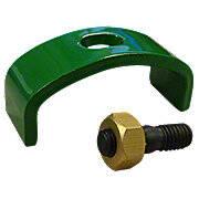 Heat Exchanger Clamp, Stud & Nut