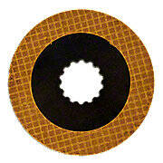 PTO Clutch Plate (With Facing) -- Fits JD 50, 60, 520, 620 & More!