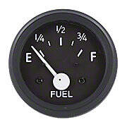Electric Fuel Gauge fits 2 Cylinder models