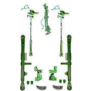 Original Style 3 Point Hitch Kit (Fits John Deere 520, 530, 620, 630)