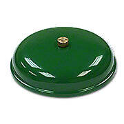 """Pre-Cleaner Cover with brass nut (for 7"""" bowl)"""