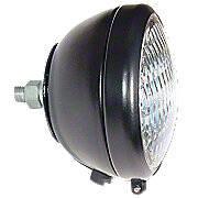 12 Volt Lo Beam Sealed Beam Head Lamp Assembly -- Fits John Deere 520, 530, 620, 630 & Many More!