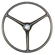 Steering Wheel  (Black)