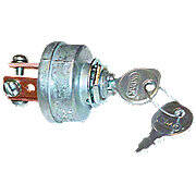 Ignition Switch / Key Switch