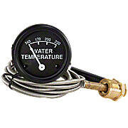 Water Temperature Gauge, 6 ft lead