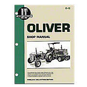 Oliver I&T Shop Manual