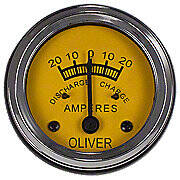 Ammeter Gauge (20-0-20)