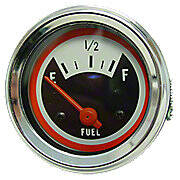 Fuel Gauge, 12 Volt Negative Ground