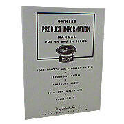 Owners Product Information Manual