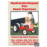 Hydraulic Repair, Ford Tractor Video (Dvd)