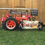 ISU Antique Tractor Club Finishes Case DC – Antique Tractor Blog