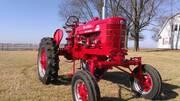 Farmall Super MVTA Restoration – Antique Tractor Blog