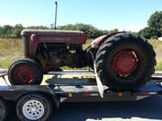 1958 Massey Ferguson 65 – Antique Tractor Blog