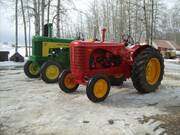 Retirement Hobby Pastime – Antique Tractor Blog