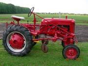 1948 Farmall Cub Family Project – Antique Tractor Blog