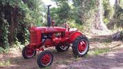Grandfathers 1941 Farmall A Restoration – Antique Tractor Blog