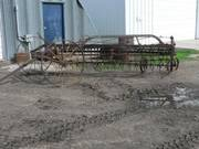 Tractor Story – Minneapolis Moline Side Hay Rake – Antique Tractor Blog