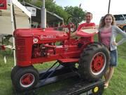 Half-Scale Super M Farmall – Antique Tractor Blog