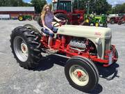 Muscle Up Your Classic Ford Tractor – Antique Tractor Blog