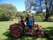 1950 Allis Chalmers G – Antique Tractor Blog