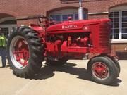 Experimental Farmall M Tractor – Antique Tractor Blog