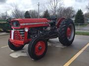 The Best Tractor Massey Ferguson Ever Made – Antique Tractor Blog