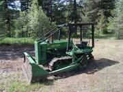 Zip and his Deere – Antique Tractor Blog