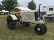 Experimental Ford Tractor: Link between Fordson and Ford 9N – Antique Tractor Blog