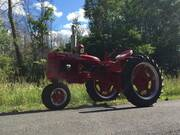 Ready for the Parade – Antique Tractor Blog