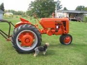 Tractor Story - CASE VAC - Antique Tractor Blog